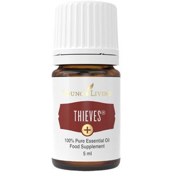 Thieves®+ olejek eteryczny, mieszanka, 5 ml
