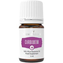 Olejki-eteryczne-single: Cardamom (Elettaria cardamomum) | Cardamom+ Essential Oil, 5 ml | YOUNG LIVING