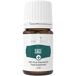 Szałwia olejek eteryczny (Salvia officinalis) | Sage+ Essential Oil, 5 ml