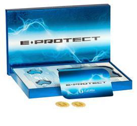 E-PROTECT PERSONAL /ochronna organizmu przed elektrosmogiem