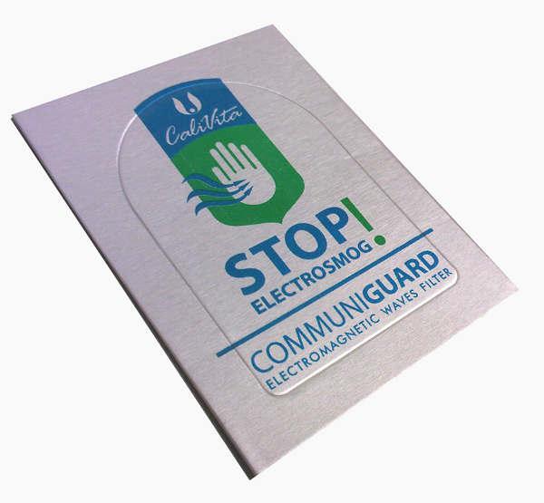 E-PROTECT STICKER /Folia ochronna przed elektrosmogiem