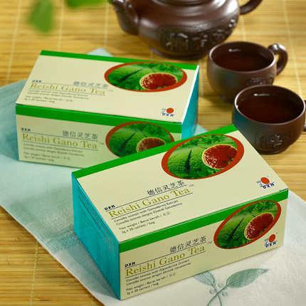 Herbata Reishi Gano 20 saszetek x 2 g