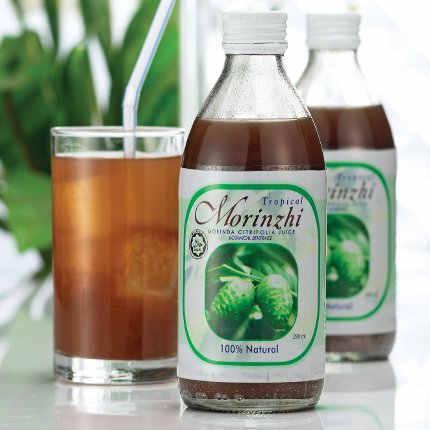 Syrop owocowy Morinzhi 285 ml