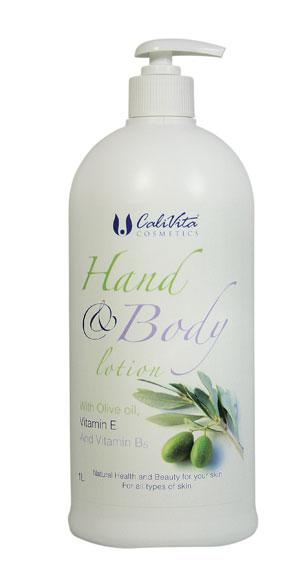 Hand&Body Lotion - balsam do ciała