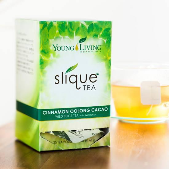 Herbata / Slique Tea Cinnamon Oolong Cocao