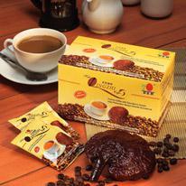 Lingzhi Coffee 3in1 /kawa instant, ganoderema i śmietanka do kawy w jednym - 20 saszetek x 21 g