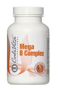 Mega B - Complex /Zestaw witamin B na układ nerwowy