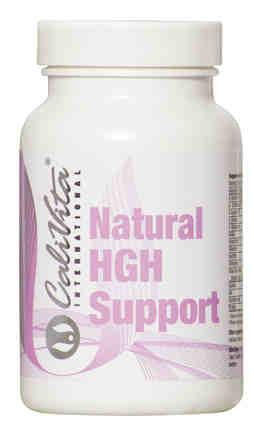 Natural HGH Support /Masa mięśniowa (glutamina)