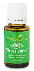 Stress Away Olejek Eteryczny 5 ml /naturalne rozwiązanie pomocne w eliminowaniu codziennego stresu