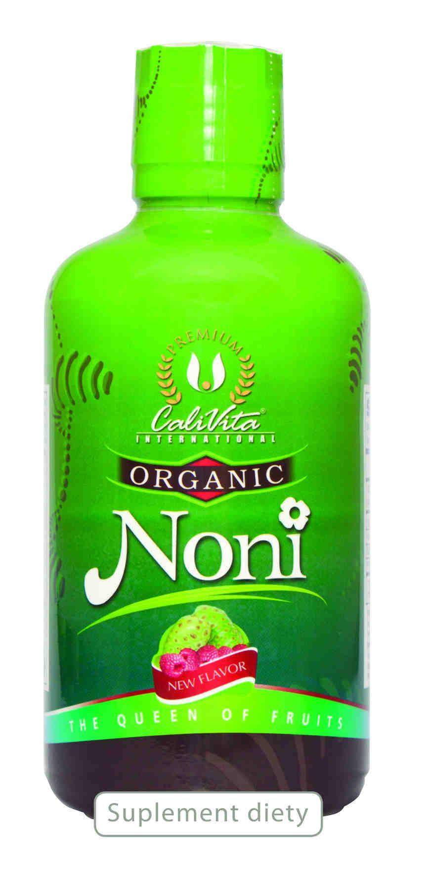 Noni Organic 946 ml /Organiczy sok z owocu Noni na odporność