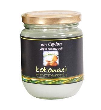 Organiczny Olej Kokosowy Extra Virgin 500 ml