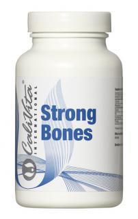 Strong Bones /Wapń i magnez na kości i mięśnie - 250 kapsułek