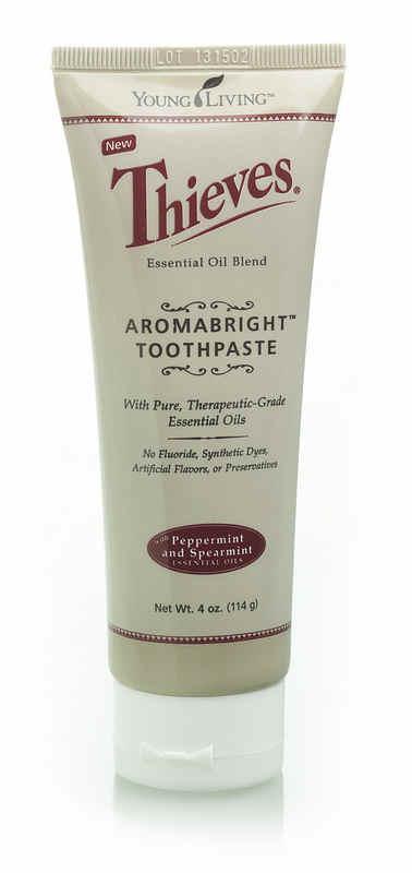 Pasta do zębów Thieves AromaBright Toothpaste - 114 g