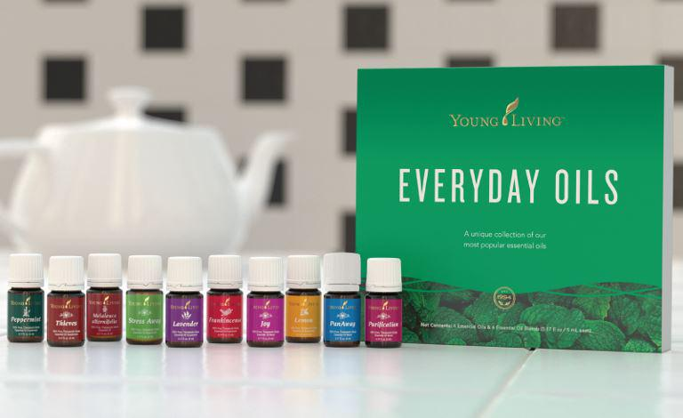 Olejki eteryczne Young Living Essential Oils | Magia-Urody.pl