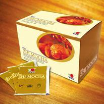 Zhi Mocha /mieszanka kawy instant, wyciągu z ganodermy i kakao - 20 saszetek x 21 g