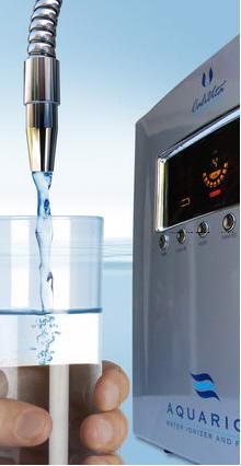 Aquarion - urządzenie do oczyszczania i jonizacji wody