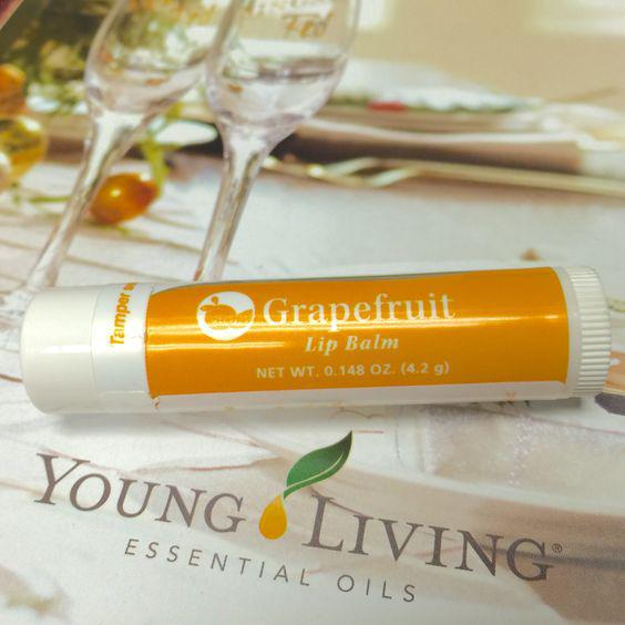 Balsam do ust Grapefruit Lip Balm - 4.5 g