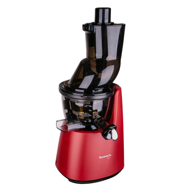 Wyciskarka do soków na całe owoce i warzywa model D9900 /Bordowym (Dark Red Mat)/