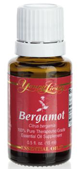 Bergamotka olejek eteryczny (Citrus bergamia) | Bergamot Essential Oil, 15 ml