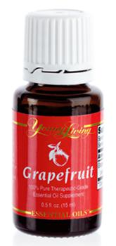 Grejpfrut olejek eteryczny (Citrus paradisi) | Grapefruit Essential Oil, 15 ml
