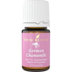 Rumianek pospolity olejek / German Chamomile (Matriciaria recutita) Essential Oil 5 ml