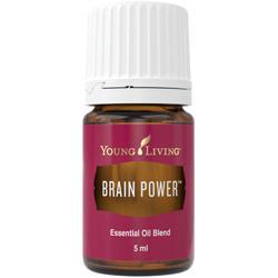 Brain Power™, olejek eteryczny, mieszanka | Essential Oil 5 ml