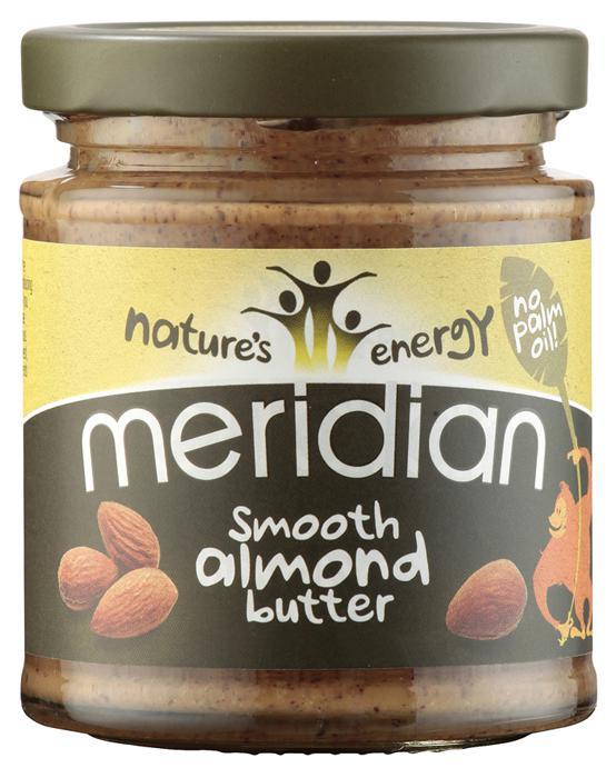 Organiczne Masło Migdałowe 170 g