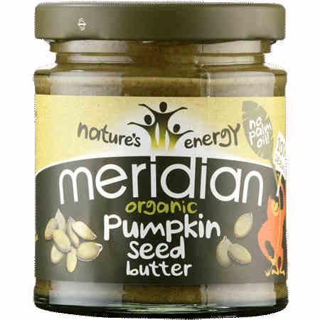 Organiczne Masło z Pestek Dyni 170 g